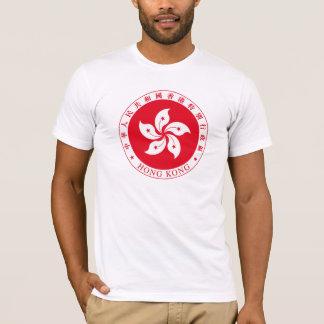 Manteaux de Hong Kong de T-shirt de bras