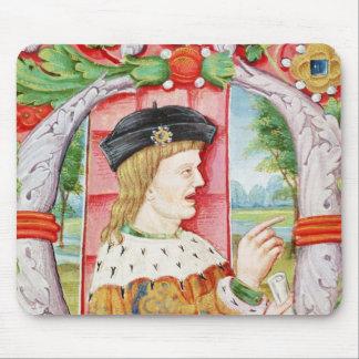 """Manuel I """"le chanceux"""", roi du Portugal Tapis De Souris"""