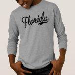 Manuscrit Black.png de la Floride T-shirt