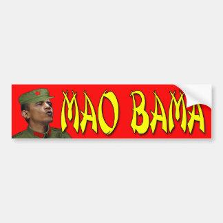 Mao Bama (image) Autocollant Pour Voiture