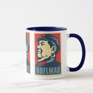 Mao Zedong - ROFLMAO : Tasse d'OHP
