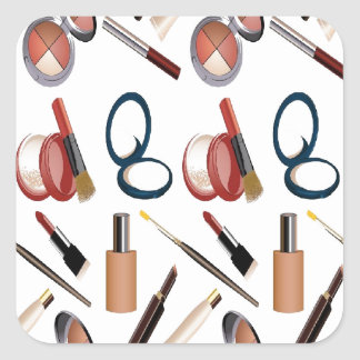 Maquillage Sticker Carré
