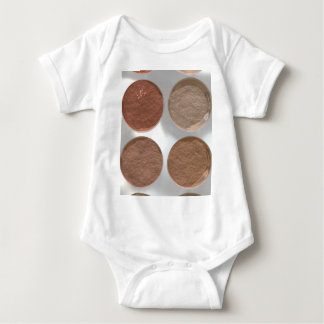 Maquillage obtenu ? - Palette de base de poudre T-shirts