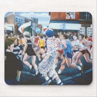 Marathon 1996 de Londres Tapis De Souris