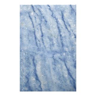 Marbre bleu papeterie