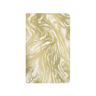 Marbre d'or carnet de poche