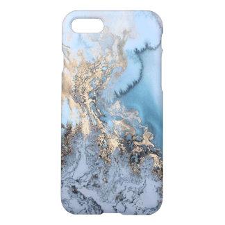 Marbre d'or coque iPhone 8/7