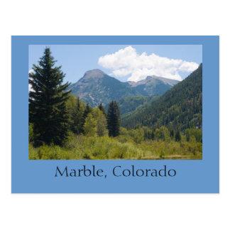 Marbre, le Colorado Cartes Postales