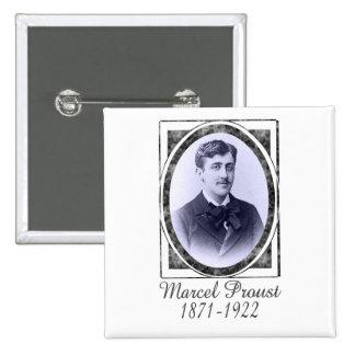 Marcel Proust Badge