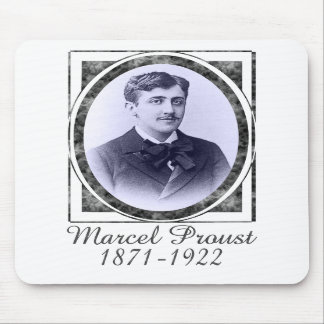 Marcel Proust Tapis De Souris