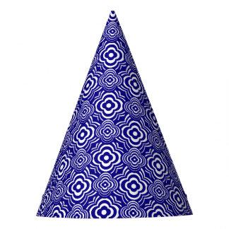 Marchand ambulant bleu chapeaux de fètes