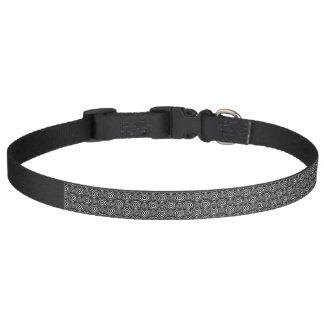 Marchand ambulant noir collier de chien