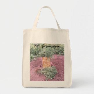 Marchandises de fines herbes sacs en toile