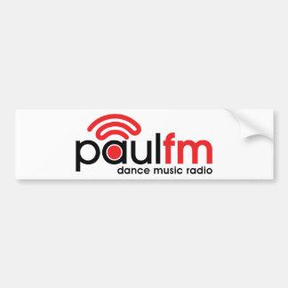 Marchandises de Paul FM Autocollant Pour Voiture