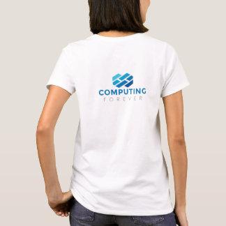 Marchandises du T-shirt 2 des femmes de