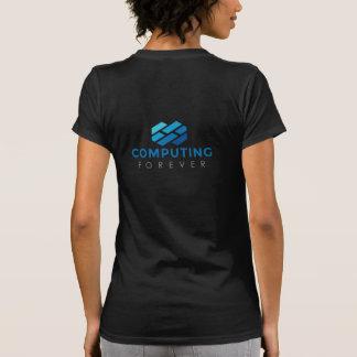 Marchandises du T-shirt des femmes de