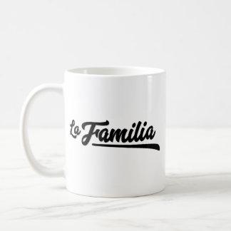 Marchandises marquées par Familia de La Mug