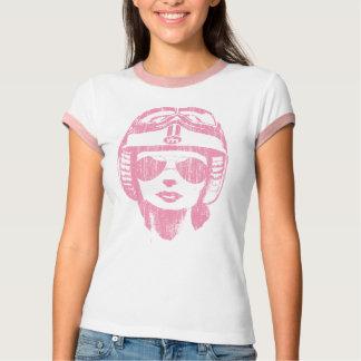 Marché des changes Moto (rose de cru) T-shirts