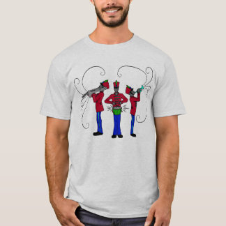Marche dessus t-shirt