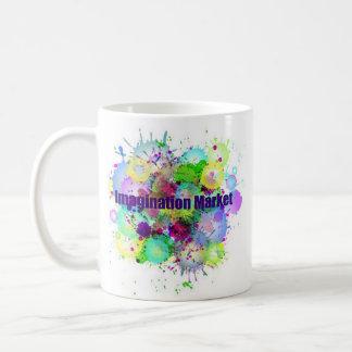 Marché d'imagination mug