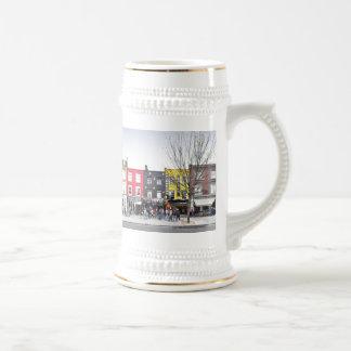 Marché R-U de ville de Londres Camden Mug