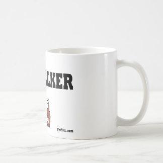 Marcheur professionnel de chien mug