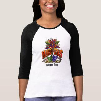 Mardi gras Galveston le Texas T-shirt