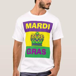 MARDI GRAS HEUREUX T-SHIRT