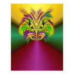 Mardi-Gras-Mask-The-Queen-V-2 Tract Customisé