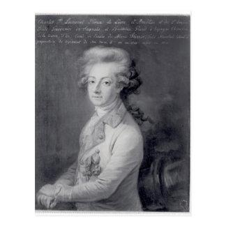 Maréchal Charles-Joseph Prince de Ligne Carte Postale
