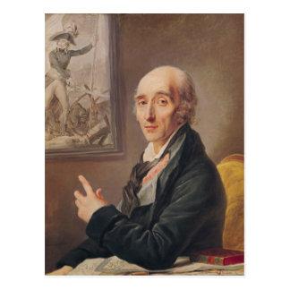 Maréchal Pierre Francois Charles Augereau Carte Postale