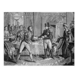 Maréchal Pierre Francois Joseph Lefebvre Carte Postale