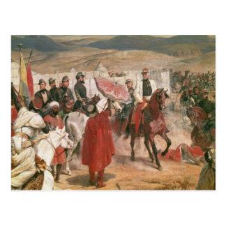 Maréchal Thomas Bugeaud et colonel Joseph Carte Postale