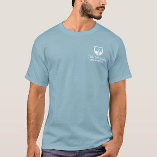 Marée pour le T-shirt de travail de défenses