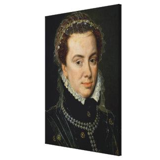 Margaret de Parme, régent de Pays-Bas Toiles