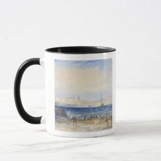 Margate, c.1822 (la semaine sur le papier) tasses