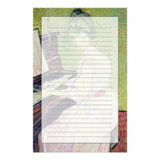 Marguerite des prés Gachet de Vincent van Gogh   Papeterie