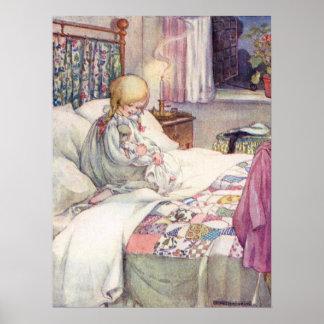 Marguerite mon chariot par Anne Anderson Posters