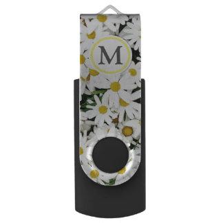 Marguerites Clé USB 3.0 Swivel