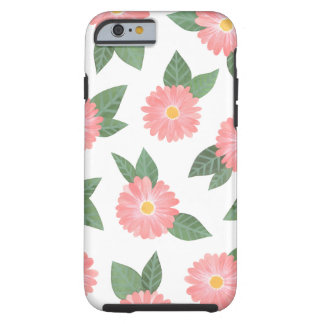 Marguerites Coque iPhone 6 Tough