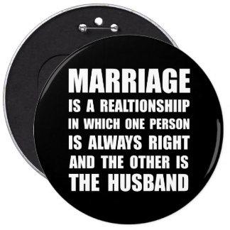 Mari de mariage pin's