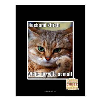 Mari Kitteh Carte Postale