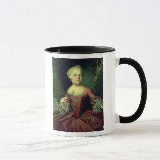 Maria Anna Mozart, appelée 'Nannerl Mug