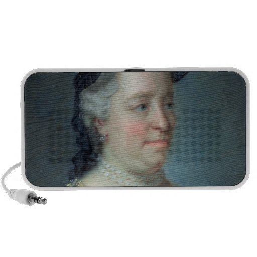 Maria Theresa, impératrice de l'Autriche, 1762 Haut-parleurs Notebook