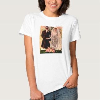 Mariage 1906 d'Edwardian T-shirt