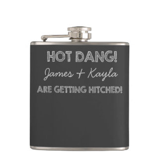 Mariage chaud de tableau de Dang Flasques
