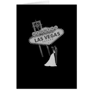 Mariage de B&G dans la carte fabuleuse de Las Vega