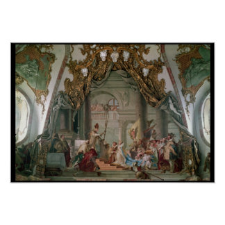 Mariage de Frederick I Barbarossa Poster