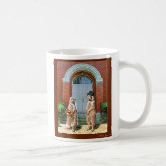 Mariage de Meerkat Mug