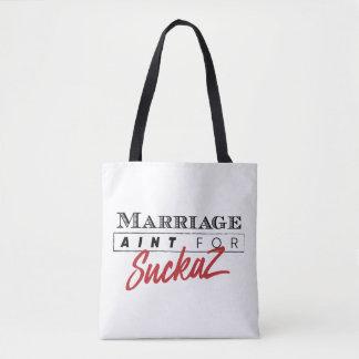 Mariage de soutien tote bag